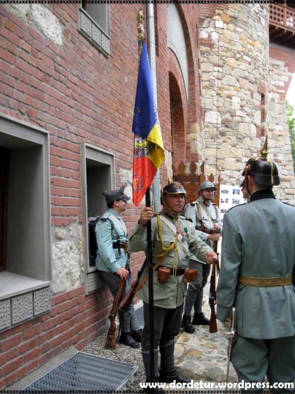 dordetur castelul tepes asociatia traditia militara